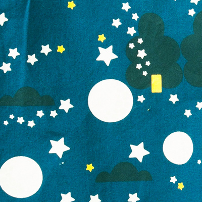 Pants moon and stars